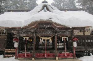 日本三熊野のひとつ「宮内熊野大社」へ行ってきたんだっす!【パート1】