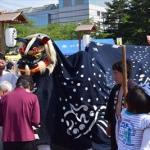 長井市伝統の「ながい黒獅子まつり」を見てきたんだっし!!
