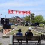 「駅バル」&春の太陽館(JR高畠駅)まつりに行ってきたんだっす!