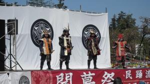 山形おきたま「愛の武将隊」に会いに行ってきたんだっす!!【パート2】&上杉まつり