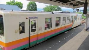 山形鉄道フラワー長井線に乗ってみたんだっす!!【パート1】