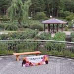 川西町の名所、川西ダリヤ園に行ってきたんだっし‼
