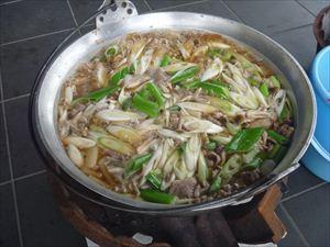 恵比寿でおきたまの芋煮をごっつぉしたんだっし!
