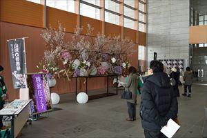米沢市の「啓翁桜フェア」に行ってきたんだっし!