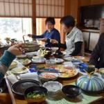 「雪菜&花作大根」を楽しむ会に参加してきたんだっし!