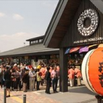 道の駅米沢の開業イベントに参加してきたっす! 県内外多くの方で大賑わい!ご当地グルメもいっぱいだっけよー