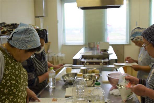 女性部料理教室