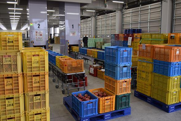 広域集出荷施設