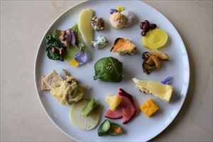 伝統野菜をおしゃれに楽しむ!プロの料理人が伝統食材をアレンジ「あがやえフェア」