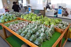 白鷹町の愛菜館が本日リニューアルオープンしました!!新鮮な地産地消の農産物なら愛菜館